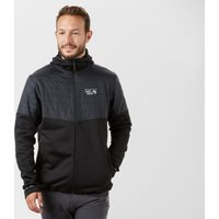 Mountain Hardwear Men's 32 Degree Insulated Hooded Jacket, Black