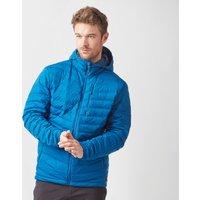 Mountain Hardwear Men's StretchDown Hoody, Blue