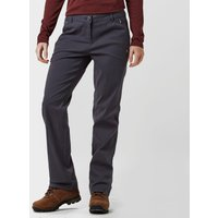 Craghoppers Womens Kiwi Trousers  Grey