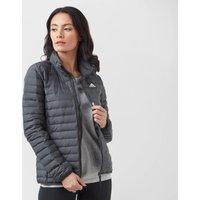 Adidas Women's Varilite Down Jacket, Grey