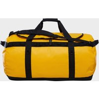The North Face Base Camp Duffel Bag (Extra Large), GOLD/GOLD