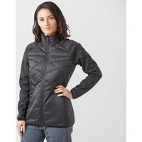 Craghoppers Womens Midas Hybrid Jacket, Grey