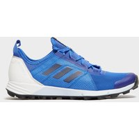 Adidas Women's Terrex Agravic Speed Running Shoes, Blue
