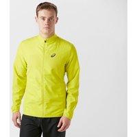 Asics Mens Running Jacket, Yellow