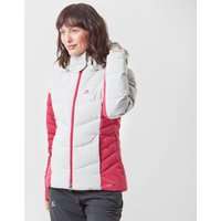Salomon Women's Icetown Jacket, Grey
