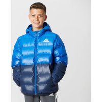 Adidas Kids' Synthetic Down Jacket, Navy
