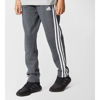 Adidas Kid's Essential 3-Stripes Pants, Grey