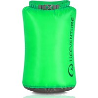 Lifeventure Ultralight 10L Dry Bag, Green