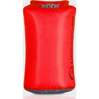 Lifeventure Ultralight 55 Litre Dry Bag - Red/25L, Red/25L