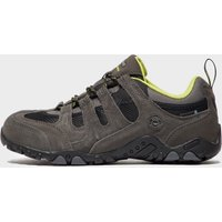 Hi Tec Men's Saunter Waterproof Walking Shoes, Grey