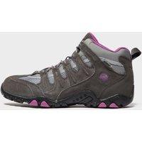 Hi Tec Women's Saunter Waterproof Walking Boots, Grey