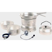 Trangia 25-2 Stove with Gas Burner, Silver