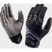 Sealskinz Dragon Eye Trail Gloves, Black