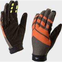 Sealskinz Dragon Eye MTB Ultralite Gloves, Orange