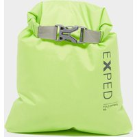 EXPED Expedition 1L Dry Fold Bag, Green/LME