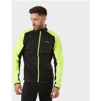 Gore C3 Gore Windstopper Jacket, Black