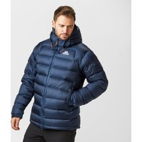 Mountain Equipment Mens Lightline Down Jacket, Navy