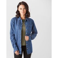 Lighthouse Women's Ocean Denim Shirt