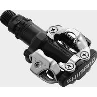 Bontrager M520 Mountain Bike Spd Pedals  Black