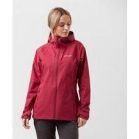 Berghaus Womens Stormcloud Waterproof Jacket - Dark Pink,