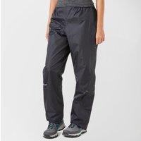 Berghaus Stormcloud Waterproof Overtrousers - Black, Black