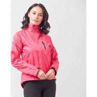 Altura Women's Nevis III Waterproof Jacket, Red