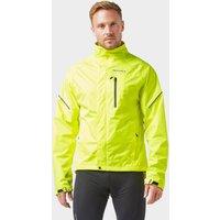Altura Men's Nevis III Waterproof Jacket, Yellow
