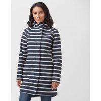 Joules Womens Westport Waterproof Jacket, Navy