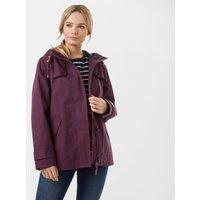 Joules Women's Coast Jacket, Plum