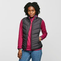 One Earth Womens Daisy Vest  White