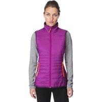 Icebreaker Womens Halo Vest, Purple