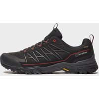Berghaus Mens Expanse Gore-tex Shoes  Black/red