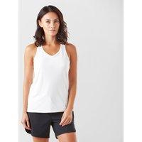 Roxy Women's Lets Glow Tank Top, White