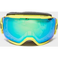 SMITH Men's Vice Ski Goggles, Yellow/GLOW
