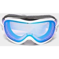 SMITH Women's Virtue Ski Goggles, WHT/WHT