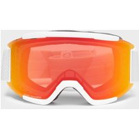 SMITH Mens Squad Ski Goggles, White/WHT