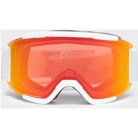 Smith Mens Squad Ski Goggles - White, White