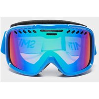 SMITH Men's Project Ski Goggles, Blue
