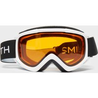 Smith Men's Cascade Classic Ski Goggles, White