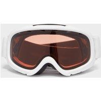 Smith Kids' Gambler Air Ski Goggles - White/Wht, White/WHT