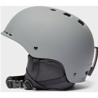 SMITH Men's Holt 2 Ski Helmet, Grey/MGRY