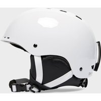 Smith Kid's Holt 2 Ski Helmet, White