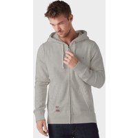 Stone Monkey Men's Full-Zip Hoodie, Grey