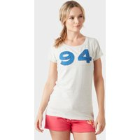 Stone Monkey Women's 94 Tee, Grey