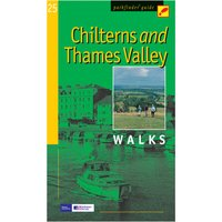 Pathfinder Chilterns and Thames Valley Walks Guide - Green, Green