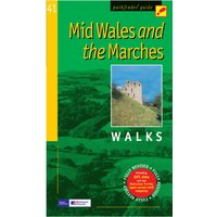 Pathfinder Mid Wales & the Marches Walks Guide, Assorted