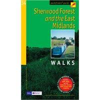 Pathfinder Sherwood Forest & the East Midlands Walks Guide - Green, Green