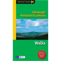 Pathfinder Edinburgh, Pentlands and Lothians Walks Guide, N/A