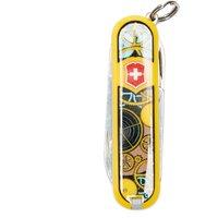 Victorinox Classic Clockwork Swiss Army Knife, Multi