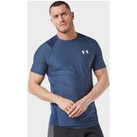 Under Armour Men's MK-1 Short Sleeve T-Shirt, Navy